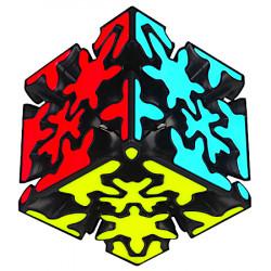 QiYi Crazy Gear Cube Black