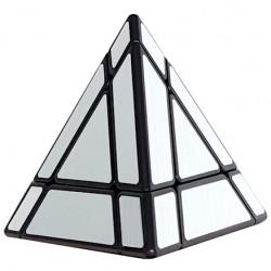ShengShou Mirror Pyraminx Silver