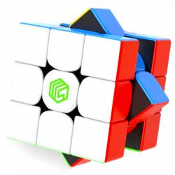 MsCube MS3-V1 M 3x3 (Standard) Stickerless (Black Core)