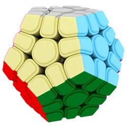 MFJS MeiLong Megaminx Magnetic Stickerless