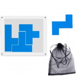 4 Shapes Puzzle (4 Pieces)