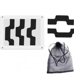 Sideways Puzzle Black (5 Pieces)