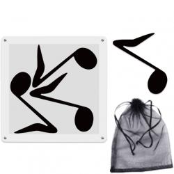 Music Puzzle (4 Pieces)