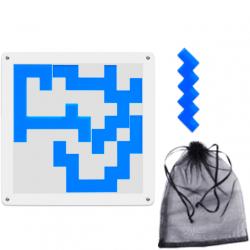 Long Blocky Puzzle (4 Pieces)