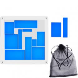 Rectangle Puzzle (12 Pieces)