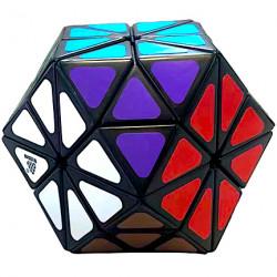 WitEden Rainbow Magic Cube Plus Black