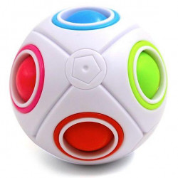 MoYu 8 Holes Rainbow Ball