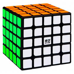 QiYi QiZheng 5x5 Black