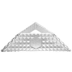 GAN Crystal Cube Stand Transparent