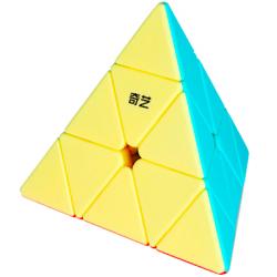 QiYi QiMing Pyraminx Macaron