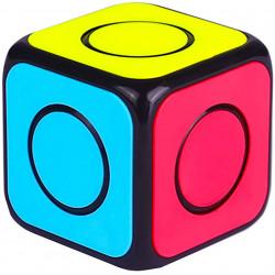 QiYi O2 1x1 Cube Standard Version Black