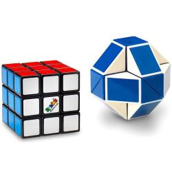 Rubik's Duo - 3x3 + Twist