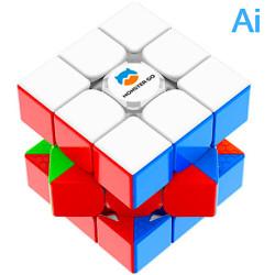 Monster GO AI 3x3 Smart Cube Stickerless