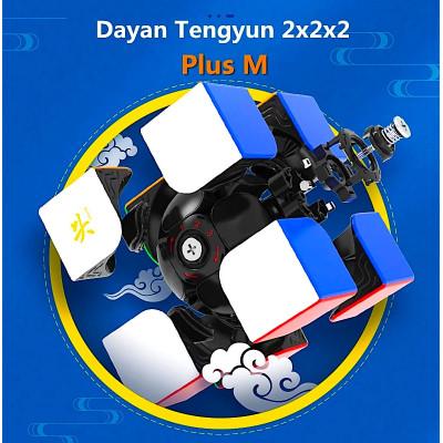 DaYan TengYun 2x2 M Plus Stickerless