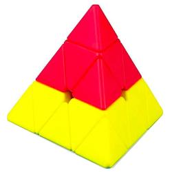 QiYi Teaching Series Pyraminx Stickerless