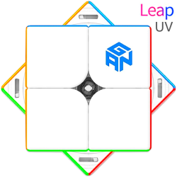 GAN 251 M Leap Stickerless (UV Coated)